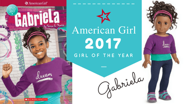 2017 American Girl of the Year