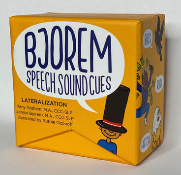 Bjorem Speech Sound Cues for Lateralization